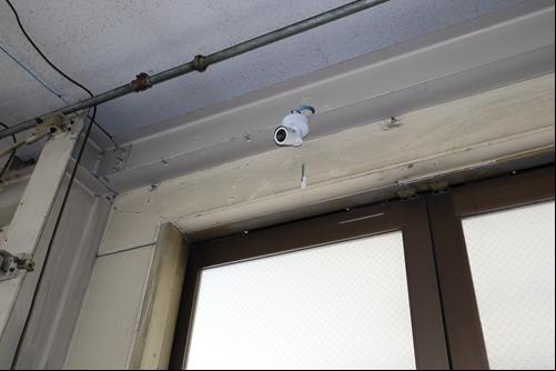 工場へのネットワークカメラシステム導入事例
